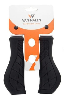 Puños Para Bicicleta Grip Van Halen Van200 Manoplas Goma