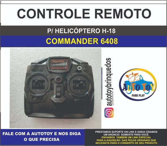 Commander 6408 H-18 - Só O Controle Remoto