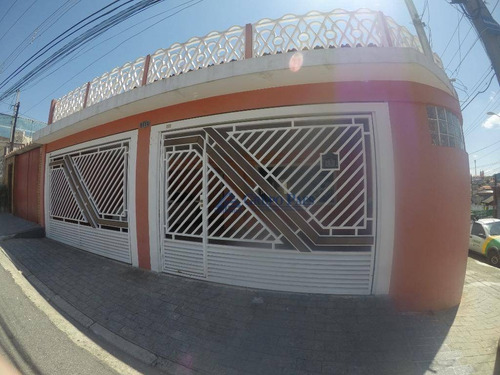 Sobrado Com 4 Dormitórios À Venda, 280 M² Por R$ 660.000 - Vila Brasil - São Paulo/sp - So1379