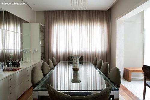 Imagem 1 de 10 de Cobertura Duplex Para Venda Em São Paulo, Alto De Pinheiros, 5 Dormitórios, 5 Suítes, 6 Banheiros, 6 Vagas - 11902_1-748700