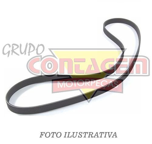 Correia Alt Citroen C5 3.0 V6 24v - 6pk1588