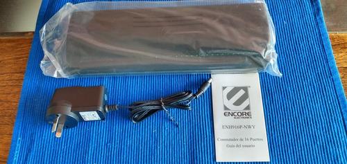 Switch Encore Enh916p-nwy Como Nuevo - Mercado Pago