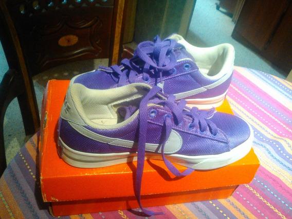 Zapatos Nike Original De Dama. Talla 36 (poco Uso-cuidados)