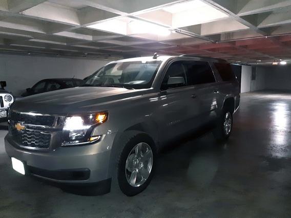 Blindada Chevrolet Suburban Lt Nivel V Blindado