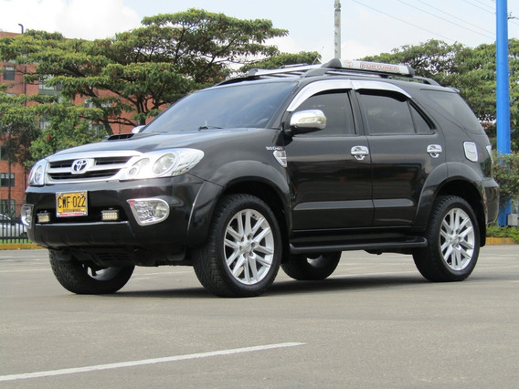 Toyota Fortuner Mt 3000cc Aa Ab Abs