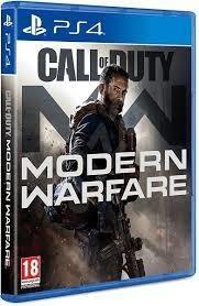 Ps4 Call Of Duty Modern Warfare New.. Envio Imediato Gratis