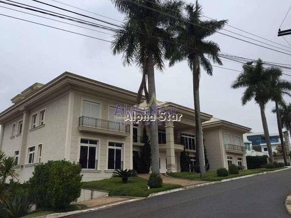 Casa Residencial À Venda, Tamboré 2, Santana De Parnaíba - Ca0853. - Ca0853