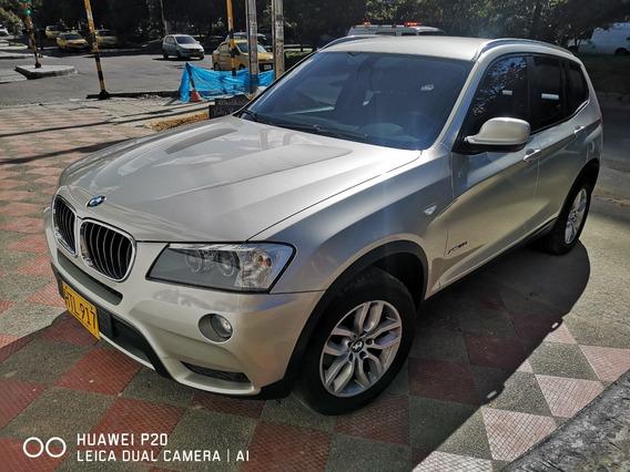 Bmw X3 Bmw X3 Xdrive Diesel 2014