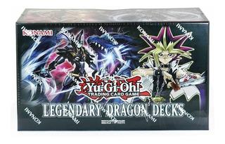 Yu-gi-oh! Legendary Dragon Decks Inglés