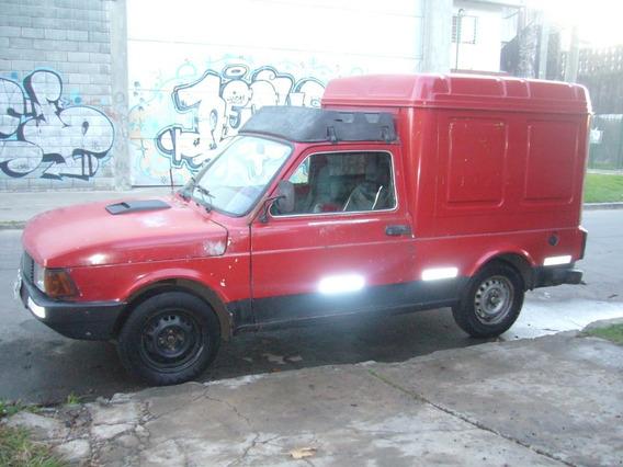 Fiat Fiorino 1992 1.3 D