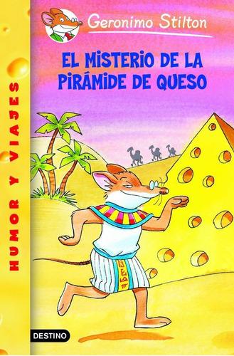 Imagen 1 de 3 de Stilton 16- El Misterio De La Pirámide De Queso