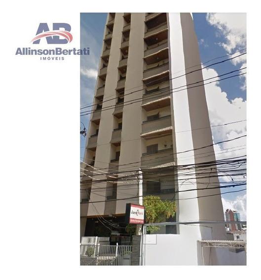 Apartamento Para Alugar No Bairro Centro Em Jundiaí - Sp. - Ap265-2