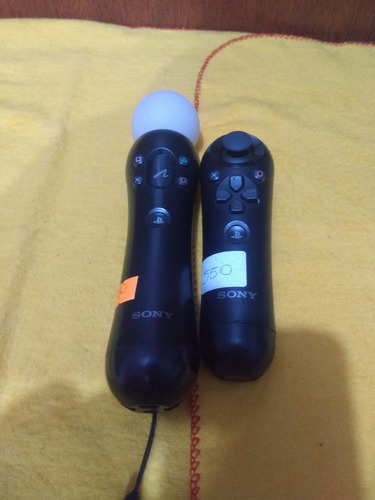 Move Controlador Y Navegador Para Playstation Ps3