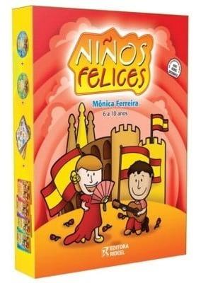 Coleção Pedagógica Ninos Felices Espanhol 6 A 10 Anos