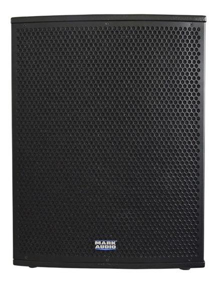 Caixa De Som Amplificada Mark Audio Ca 1200