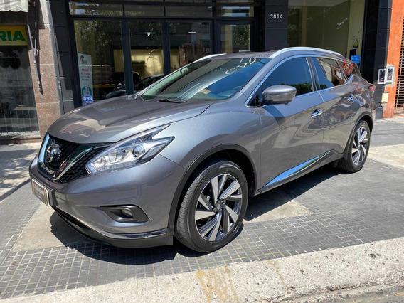 Nissan Murano 3.5 Exclusive 2018 Cassano Automobili