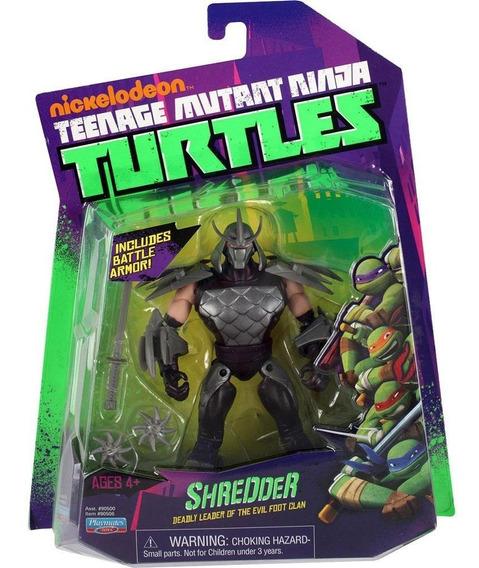 Destruidor Playmates Shredder Tartarugas Ninjas Tmnt