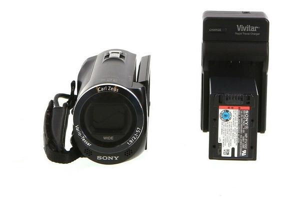 Filmadora Sony Hdr-cx220 Live Youtuber Hdmi Limpa Excelente