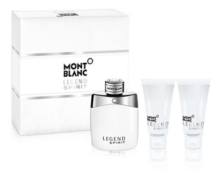 Perfume Mont Blanc Legend Spirit - Perfumes y Fragancias en