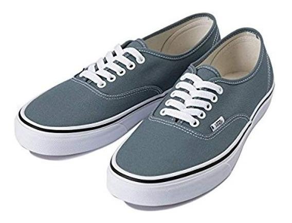 Tenis Vans Authentic Azul Skate Talla #28½ Hombre Psd