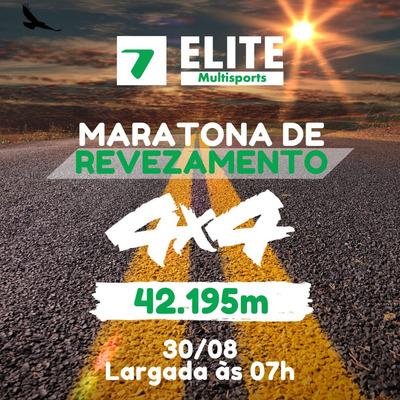 Maratona De Revezamento Elite