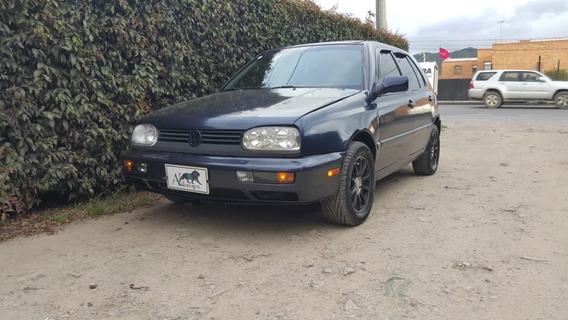 Volkswagen Golf Manhattan 1997 1.8 Cc