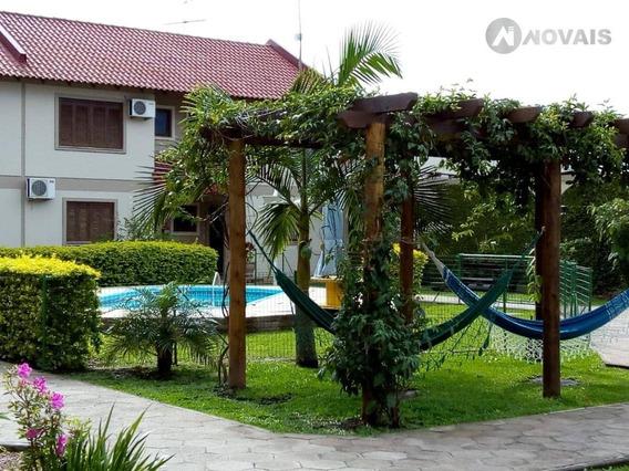 Casa Residencial À Venda, Scharlau, São Leopoldo. - Ca2595