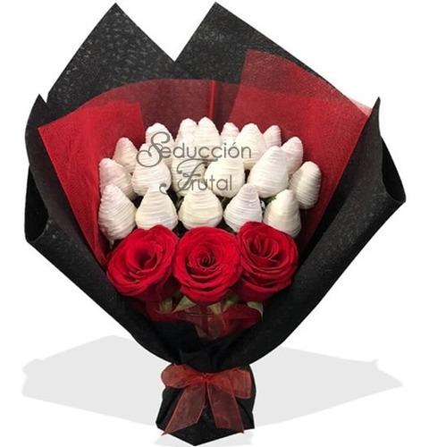 Arreglos Frutales Florales Chocolates Ramo Rosas Oferta