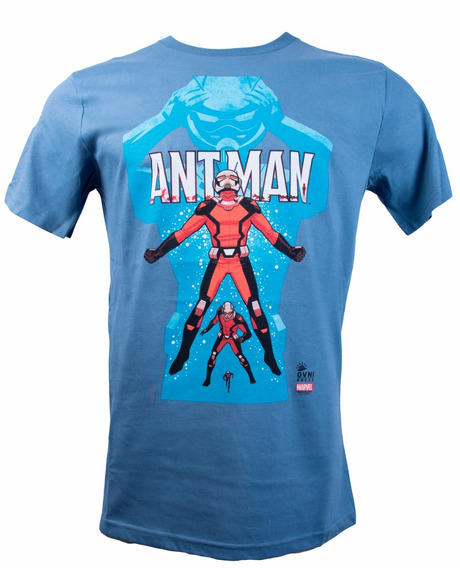 Remera, Marvel, Ant Man