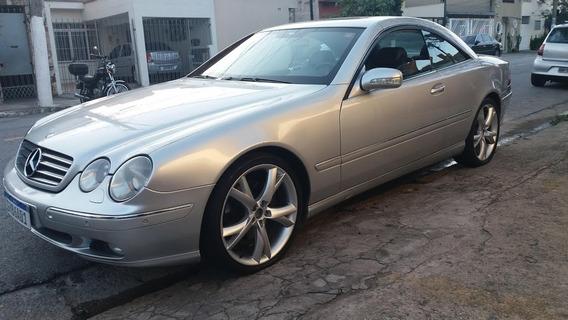 Mercedes Cl 500 Novissima Era Blindada
