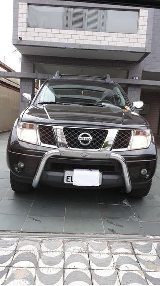 Picape Nissan Frontier Automática 2.5 Le 4x4 Ano 2009