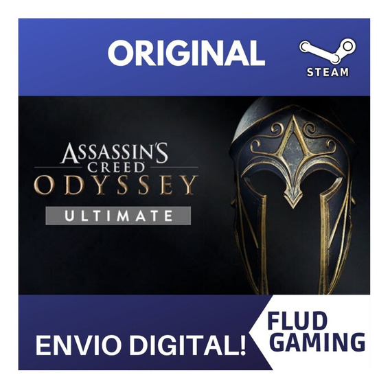Assassins Creed Odyssey Ultimate Edition Pc - Steam Offline
