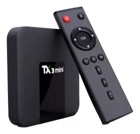 Conversor Smart Tv 2gb Ram 16gb Rom + Brinde Mini Teclado