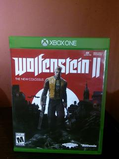 Wolfenstein Ii The New Colossus Para Xbox One