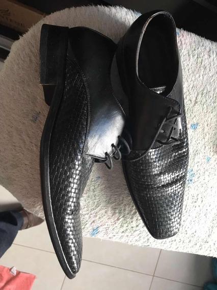 Sapato Sergios Mod. Social Trecer