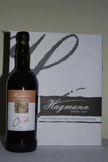 Vino Oporto - Caja X 6 Botellas X 750 Ml Hagmann San Juan
