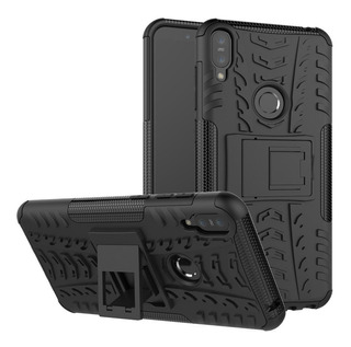 Capa Anti Impacto Zenfone Max Pro M1+pelicula De Vidro