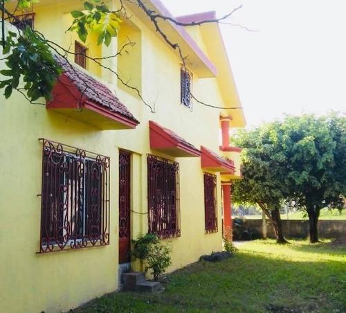 Casa En Venta Cerca Del Aeropuerto De Villahermosa