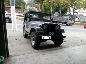 Jeep Willys 1964 4x4 Restaurado, Raridade!!