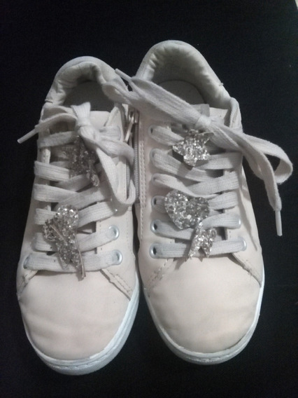Zapatos Para Niña Zara 32