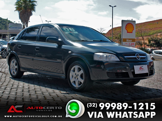 Chevrolet Astra 2.0 Mpfi Advantage 8v Flex 4p Manual