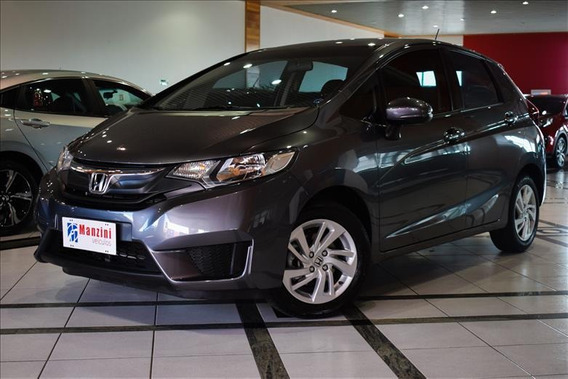 Honda Fit 1.5 Lx 16v Flex Automático