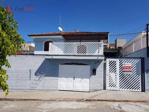 Casa Residencial À Venda, Região Central, Caieiras. - Ca0367
