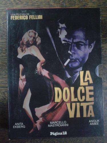 Imagen 1 de 6 de La Dolce Vita / 8 1/2 * * 2 Dvd * Original *