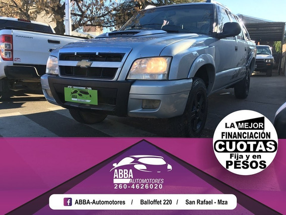 Chevrolet S10 Dlx Dolble Cabina 2011