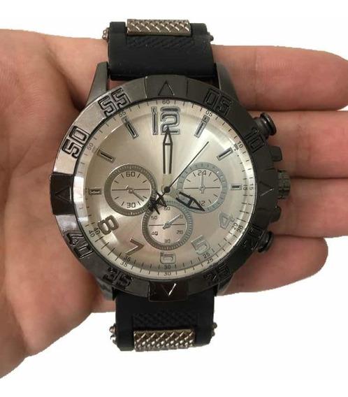 Relógio Masculino Businessman All Black (envio Rápido)