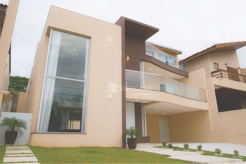 Imagem 1 de 30 de Casa Com 4 Dormitórios À Venda, 410 M² Por R$ 2.100.000 - Condomínio Village Vert I - Sorocaba/sp - Ca1642