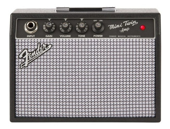 Mini Cubo Fender 023 4812 000 Twin Amp