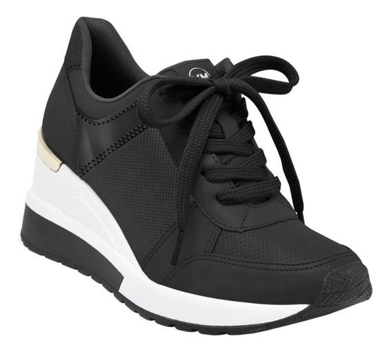Tenis Feminino Sneaker Anabela Plataforma Via Marte 20-1202