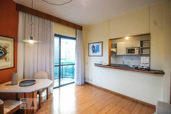 Apartamento Para Aluguel - Savassi, 1 Quarto, 47 - 893084159